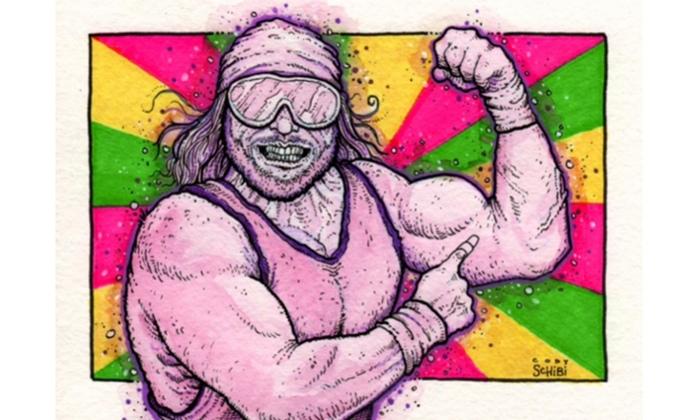 Cody Schibi – Pocket Wrestler