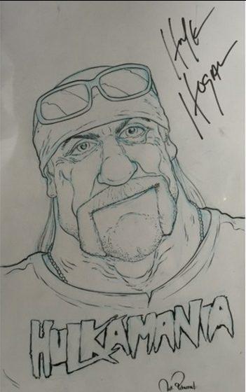 Nick Pitarra – Hulk Hogan