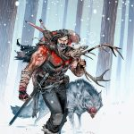 Dan Mora interview about Klaus written by Grant Morrison