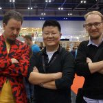 Jae Lee & Giuseppe Camuncoli video interviews at VIECC Vienna Comic Con