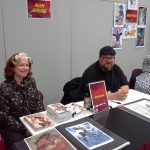 Adam Hughes video interview at VIECC Vienna Comic Con 2016