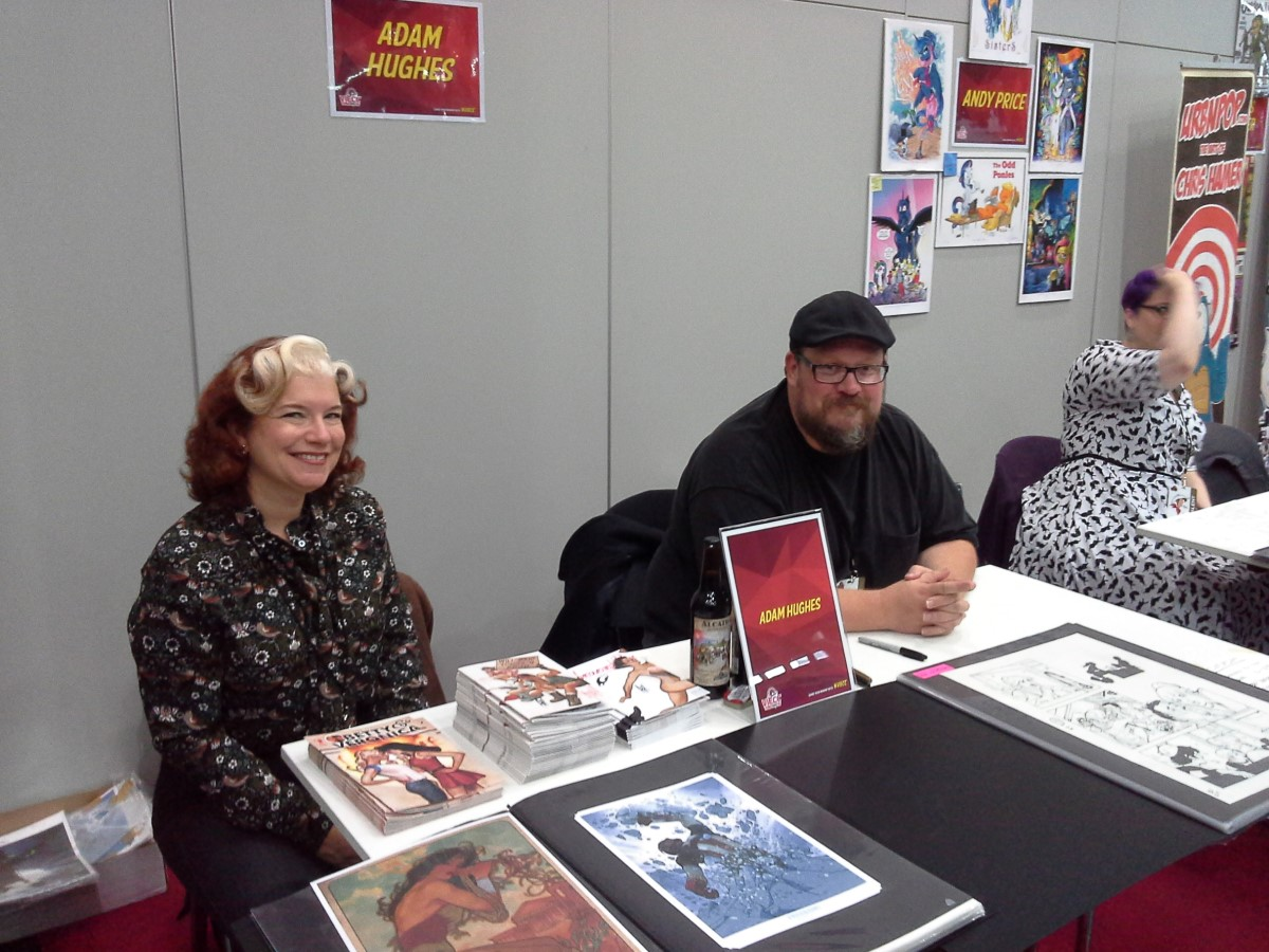 Allison Sohn & Adam Hughes