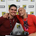 Dan Mora interview about his Eisner Award win and Klaus written by Grant Morrison