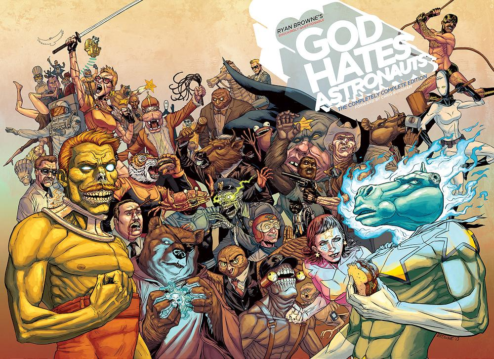 God Hates Astronauts: The Completely Complete Edition