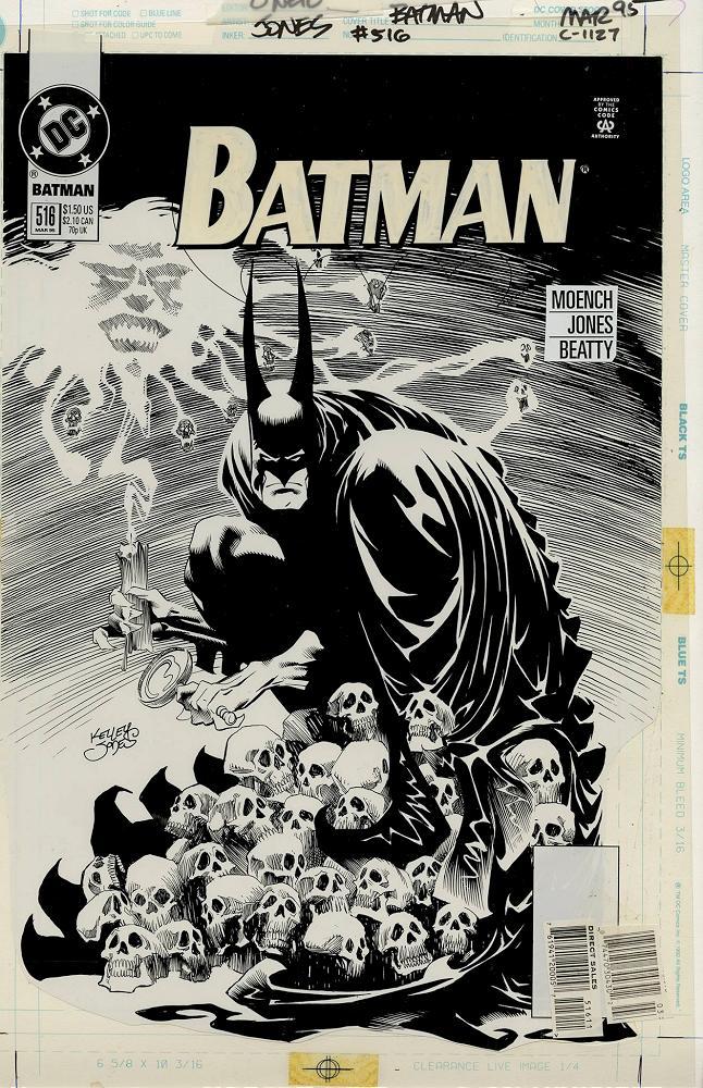 Batman #516 cover