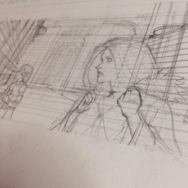 Klaus pencil process