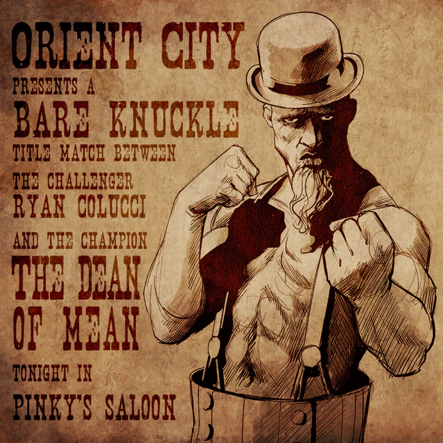 Orient City Kickstarter