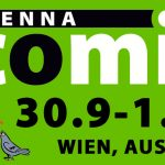 Vienna Comix 2017 – Photos and Review