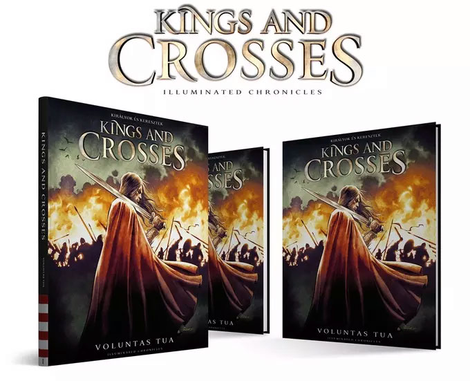 Kings and Crosses – Graphic Novel
