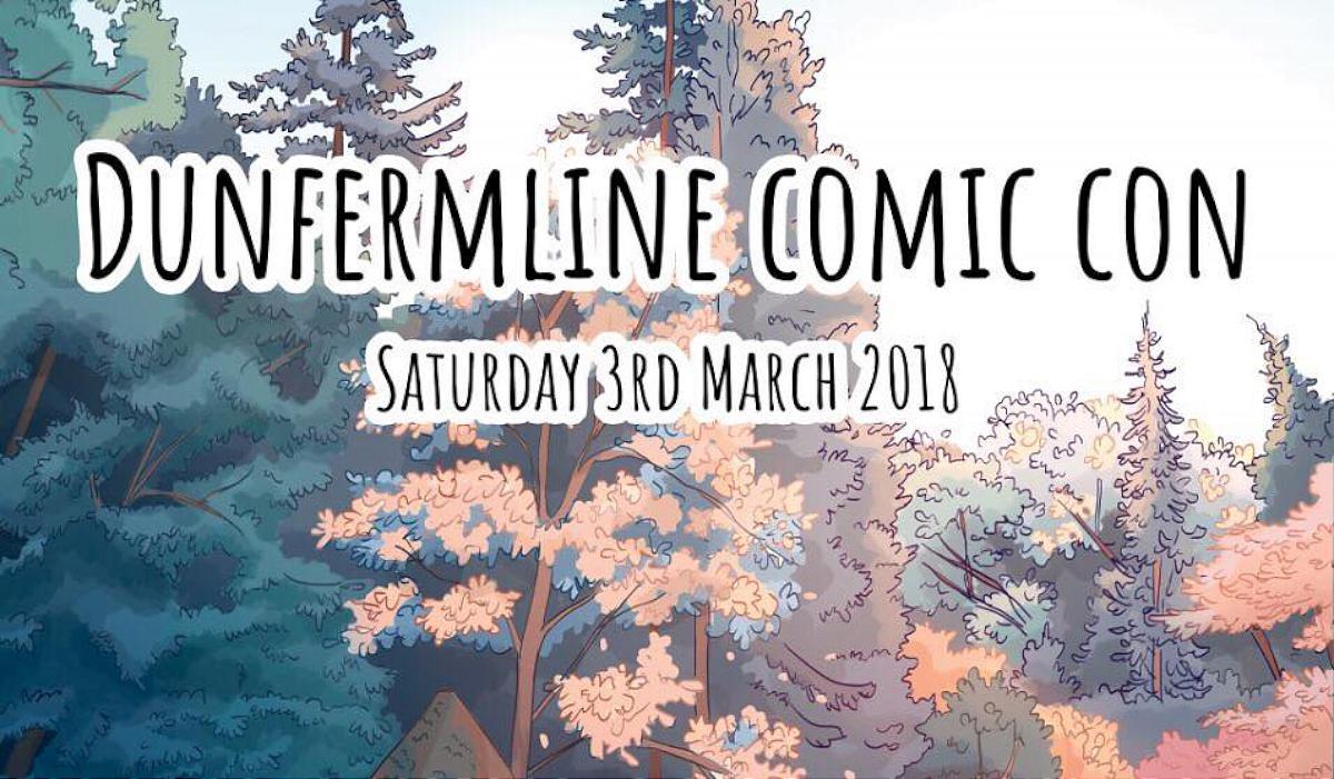 Dunfermline Comic Con 2018