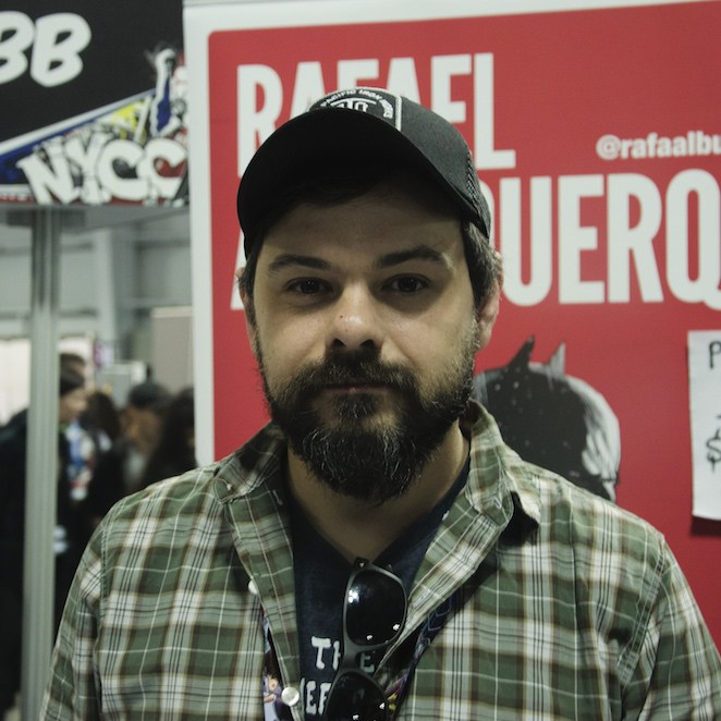 Rafael Albuquerque