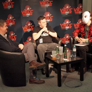 VIECC Vienna Comic Con 2017 – Interview with Scott Snyder & Charles Soule