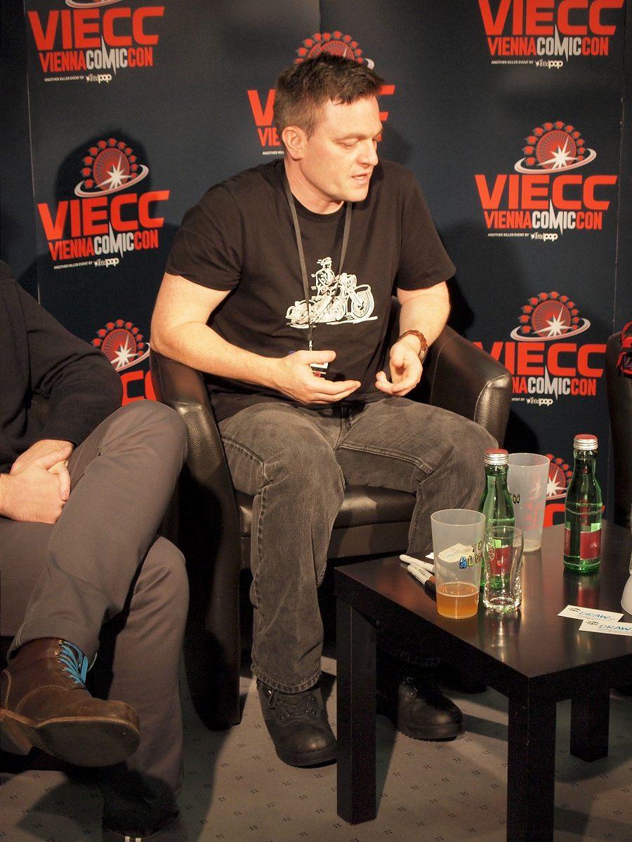 Scott Synder Interviewed