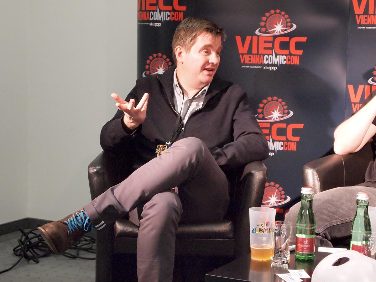 Charles Soule Interviewed