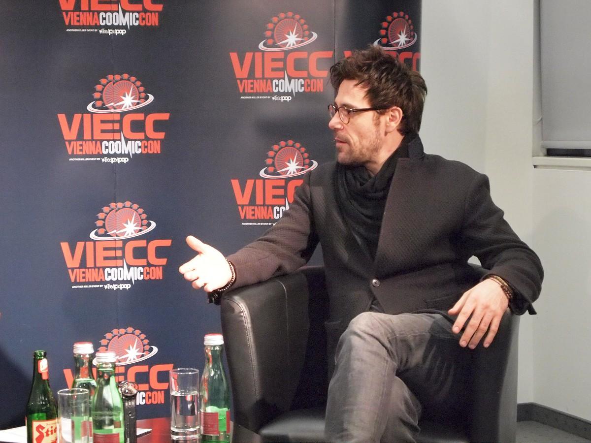 Matt Ryan Interviewed