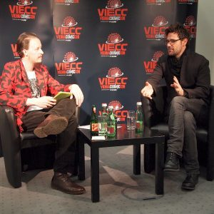 VIECC Vienna Comic Con 2017 – Interview with Matt Ryan from Constantine