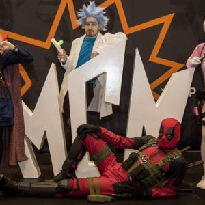 MCM Comic Con celebrates first London show of 2018