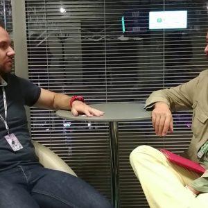 André Lima Araujo Interview – Łódź Comics Festival, Poland 2018