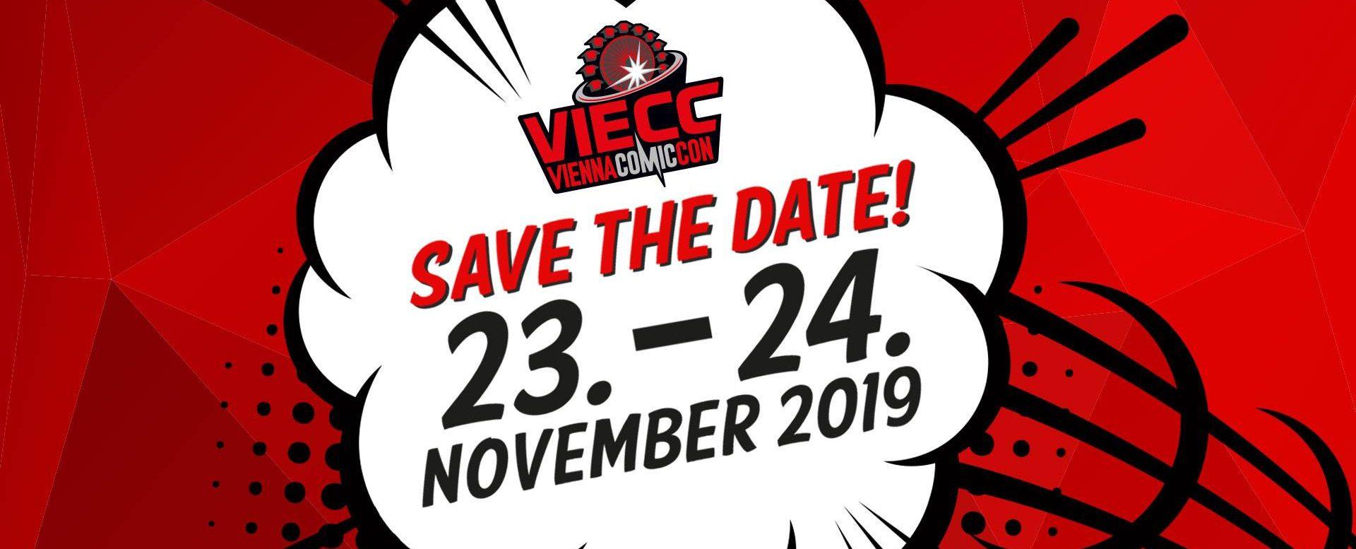 VIECC Vienna Comic Con 2019