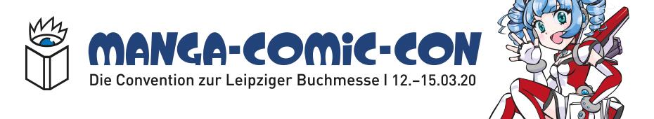 Manga Comic Con Leipzig 2020