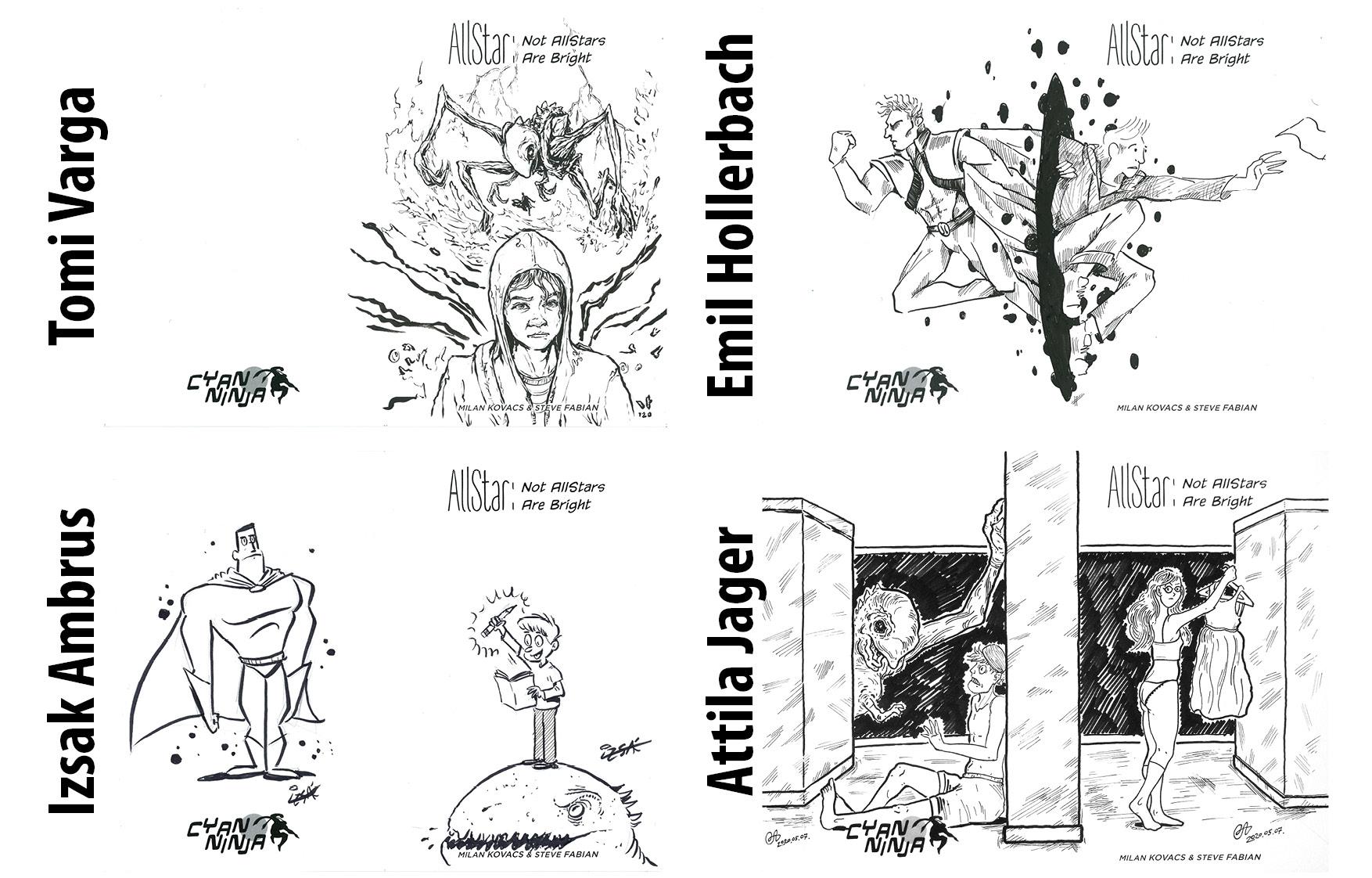AllStar-Sketch_cover_samples